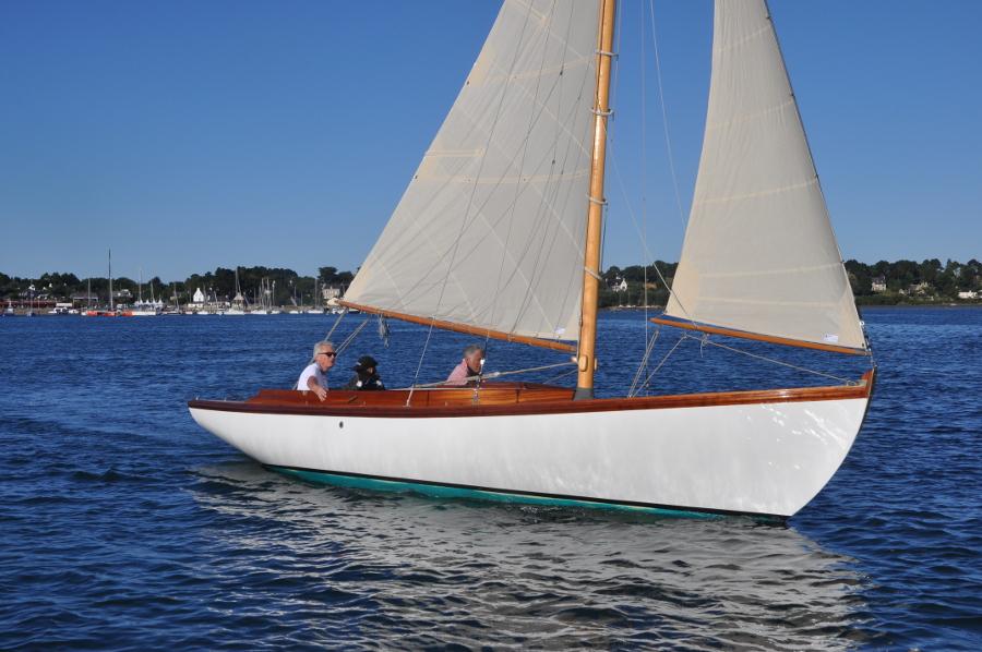 Alienor Encore Un Coup De Sorcier Yachting Classique