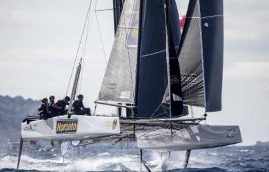 Norauto champion GC32, 2016, Cammas, Marseille one Design, Yachting Classique, www.yachtingclassique.com
