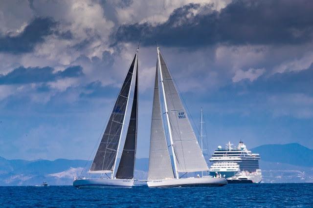 Voiles de Saint-Barth 2017, Yachting Classique, Antilles, caraïbes, Saint-Barth