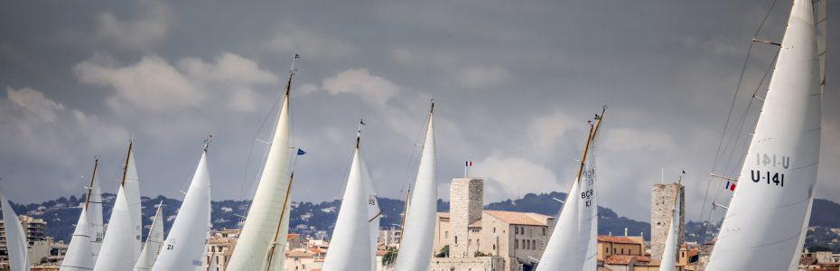 Voiles d'Antibes trophée Panerai 2017, Antibes, Voiles classique, yachting classique, www.yachtingclassique.com