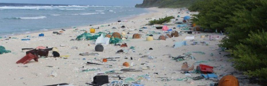 pollution, plastique, henderson, Pacifique, yachting classique