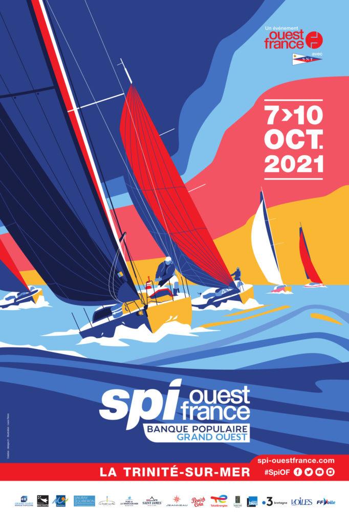 affiche spi ouest France 2021