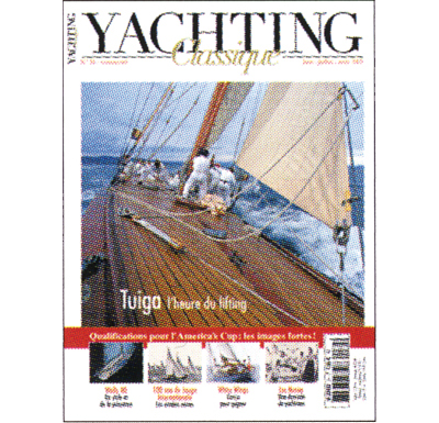 YACHTING Classique #34