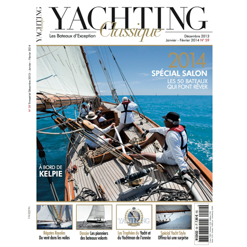 YACHTING CLASSIQUE 59