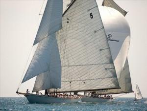 moonbeam IV, cotre, 100 ans, centeaire, Grace Kelly, Rainier de Monaco, Christophe courau, yachtingclassique.com