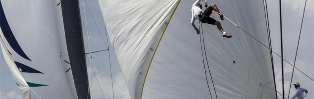 altair, Nilaya, Maxi rolex Cup, yachting classique, www.yachtingclassique.com