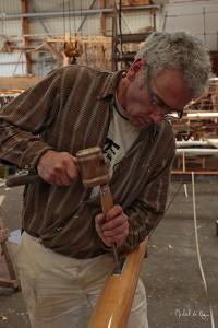 Yann Mauffret, chantier du Guip, yachting classique, charpentier de marine, www.yachtingclassique.com