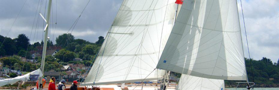 stiren yacht, 1963, plan stephens, yachting classique, yachringclassique.com, fete entre terre et ciel 2015