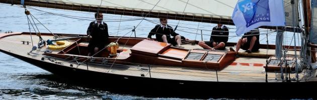 pen duick, entre terre et mer 2015, Morlaix, Flotte des Pen Duick, Yachting Classique, www.yachtingclassique.com
