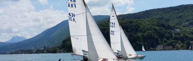 cinquième voiles d'Annecy, 2016, yachting classique, www.yachtingclassique.com