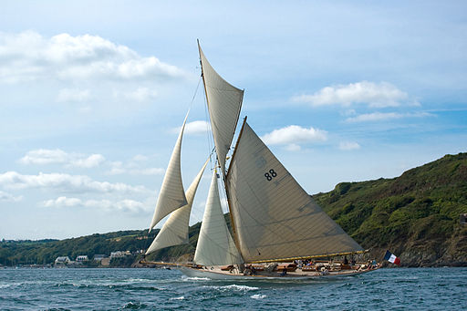 moonbeam of Fife, yachting classique, www.yachtingclassique.com