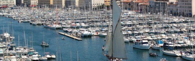 Voiles du Vieux-Port, Moonbeam of Fife, Marseille, yachting classique, www.yachtingclassique.com