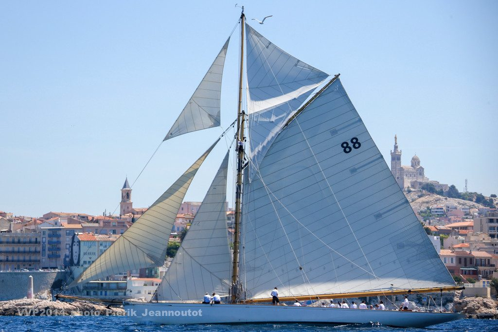 Voiles du Vieux-Port, Marseille 2014, Voiler classique, yachting classique, www.yachtingclassique.com