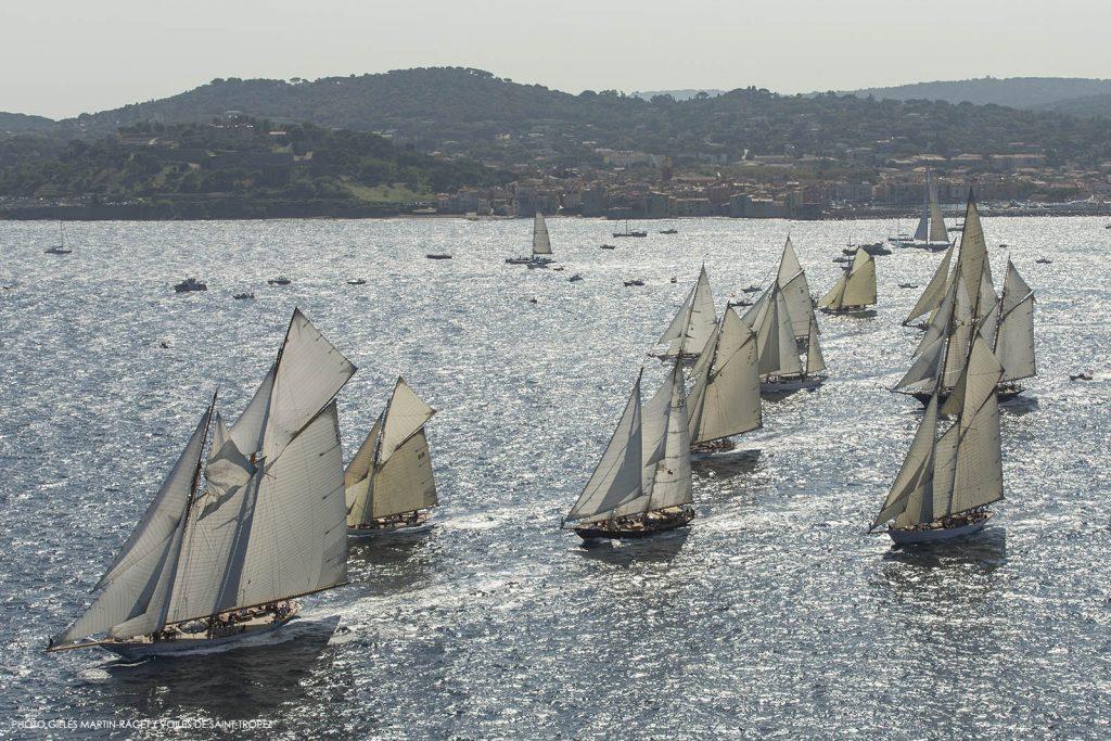 Voiles de Saint-Tropez, yachting classique, www.yachtingclassique.com