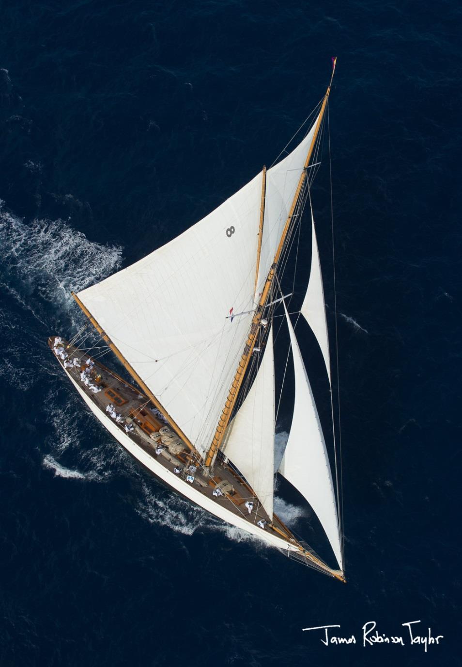 Régates Royales 2016, 18 -23 septembre, Cannes, Yachting classique, www.yachtingclassique.com, trophee Panerai 2016