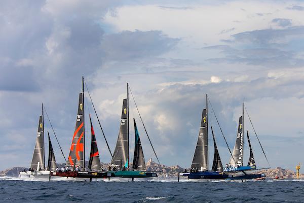 Norauto champion GC32 Racing Tour , 2016, Cammas, Marseille, Marseille One-Design, yachting classique, www.yachtingclassique.com