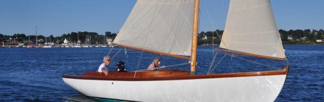 Aliénor,Day boat, Alérion II, Herreshoff, Yachting Classique, www.yachtingclassique.com
