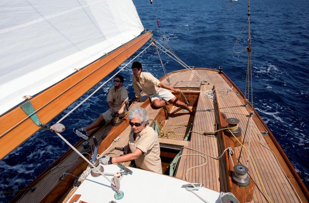 Amorita yacht, Yachting Classique 71, bateaux de rêve recherchent nouveaux propriétaires