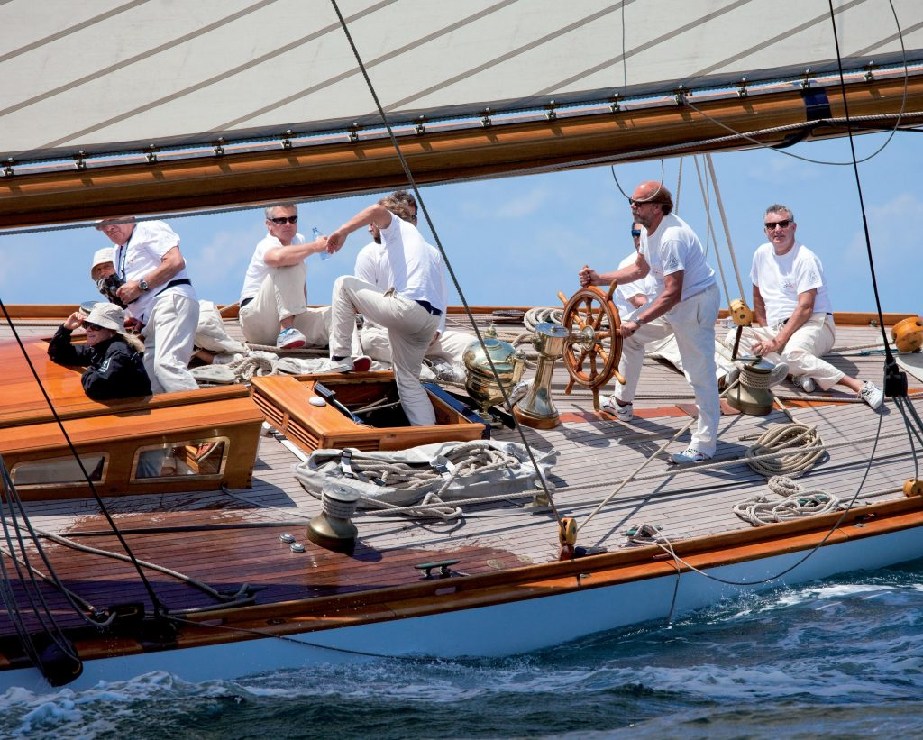 Mariquita, bateaux recherchent nouveaux propriétaires, Yachting Classique 71