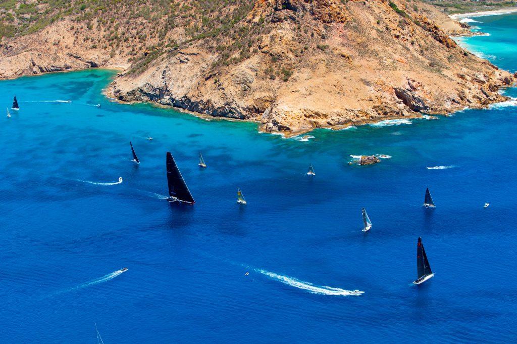 Vor 60, Vor 70, Voiles de saint Barth, Yachting classique, www.yachtingclassique.com