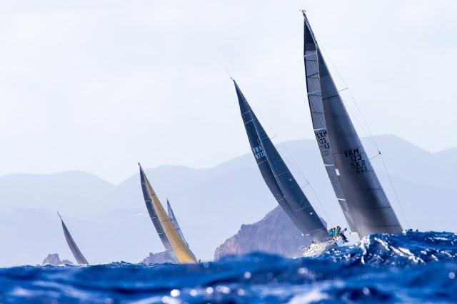 Voiles de saint Barth, Vor 60, Vor 70, yachting classique, www.yachtingclassique.com