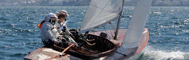 Dragon, National Dragon, Voilier, Douarnenez, Grand Prix Guyader, Yachting Classique, www.yachtingclassique.com
