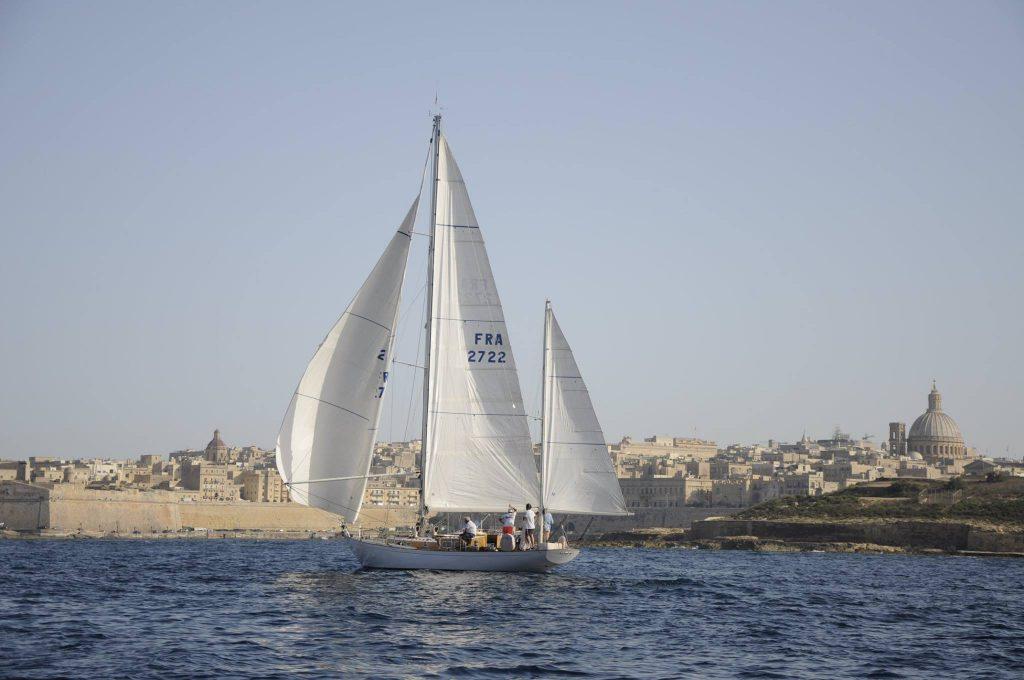 bailli de Suffren, Stiren yacht, voilier classique stiren, www.yachtingclassique.com, yachting classique