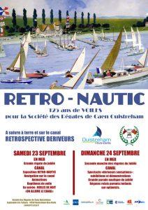 Rétro Nautic, Ouistreham, srco, yachting classique, www.yachtingclassique.com
