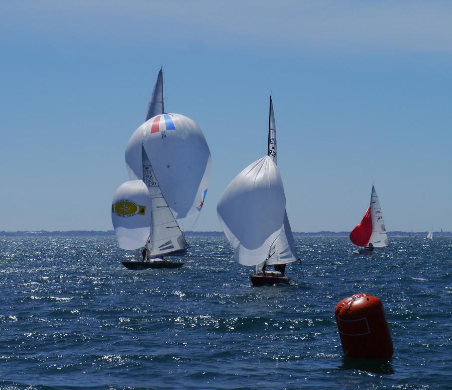 Voiles Classiques de la Trinité-sur-Mer 2017, baie de Quiberon, yachting classique, www.yachtingclassique.com