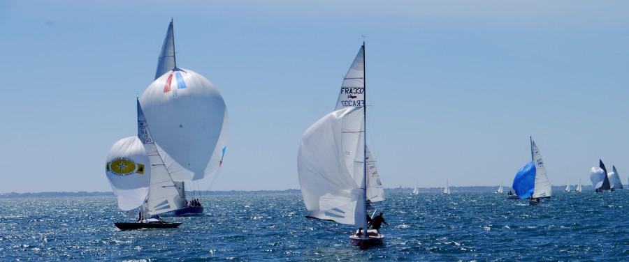 Voiles Classiques de la Trinité-sur-Mer 2017, yachting classique, www.yachting classique.com