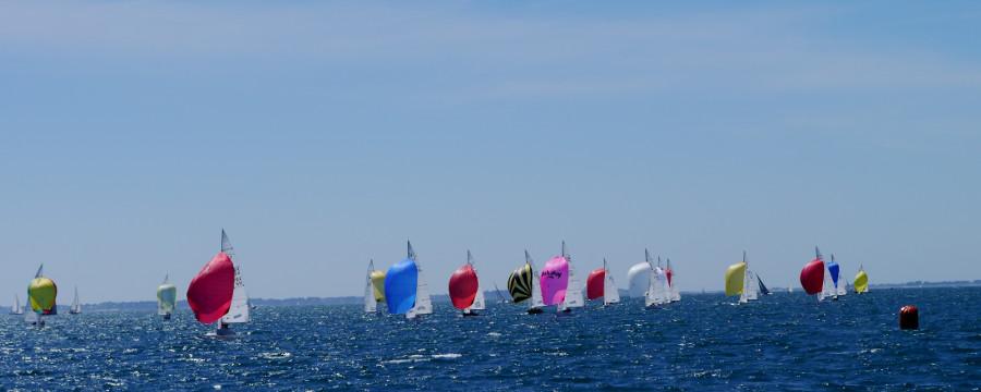 Voiles classiquesde la Trinité-sur-Mer, yachtingclassique, www.yachtingclassique.com
