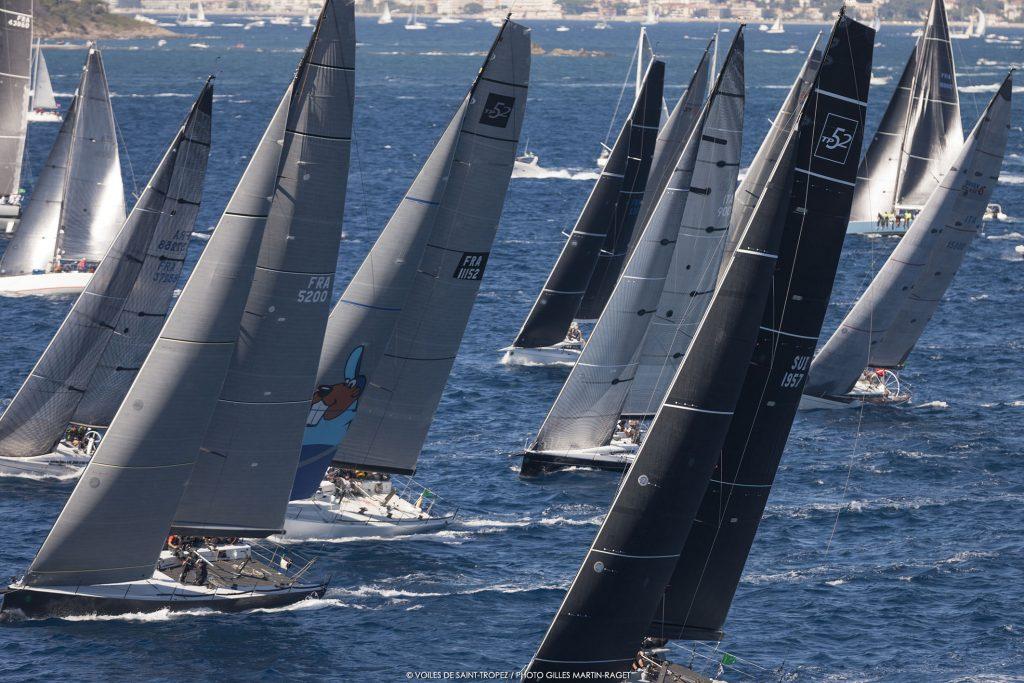 Voiles de saint-Tropez 2017, Modernes, Yachting classique, www.yachtingclassique.com