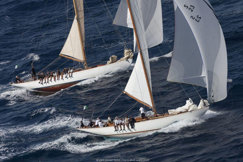 Les voiles de Saint-Tropez 2017, Yachting Classique, www.yachtingclassique.com