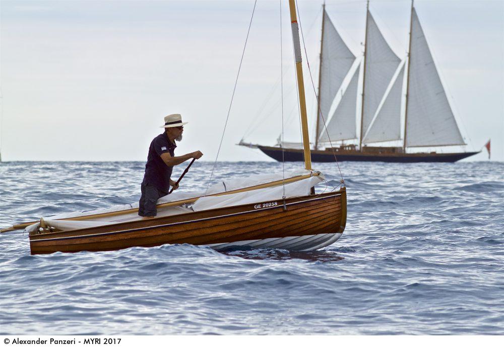 Monaco Classic Week 2017, Classic Dinghy 12, Creole, Alexander-Panzeri, Mirabaud Yachting racing image, yachting classique, www.yachtingclassique.com
