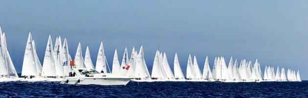 Dragon Gold Cup, Dragon, Saint-Tropez, 2017, yachting classique, www.yachtingclassique.com