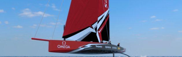 America's Cup, 36e Coupe de l'America, Voilier foil, yachting classique