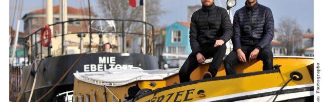 Zuiderzee, auteurs, résidence artiste, La Rochelle, Yacht Club Classique, Yachting Classique, www.yachtingclassique.com