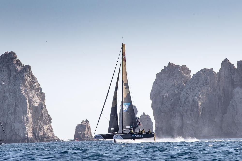 Los Cabos, Mexique, Extreme Sailing Series, yachting classique, www.yachtingclassique.com