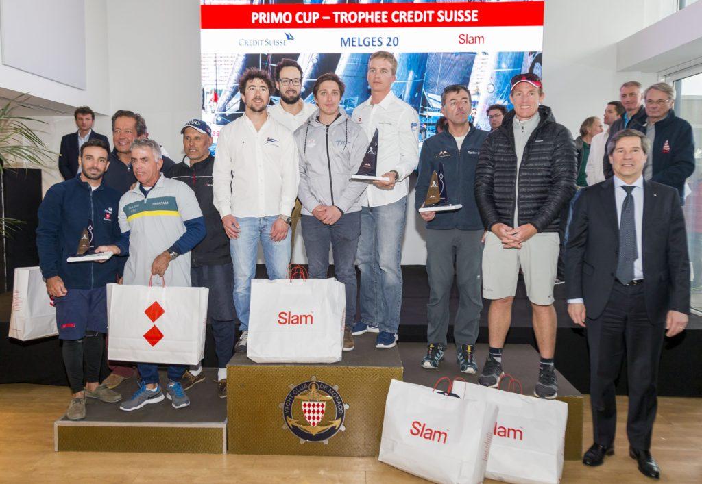 Monaco, Primo Cup, remise des prix, Yachting classique, www.yachtingclassique.com