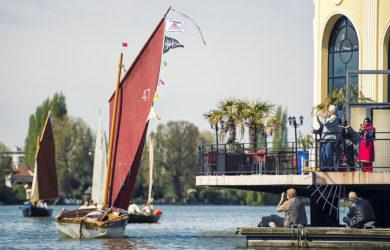 Enghien Rétro nautisme, Enghien-les-Bains, Navigation Lac, bateaux à moteurs, yachting Classique, Yachting Classique