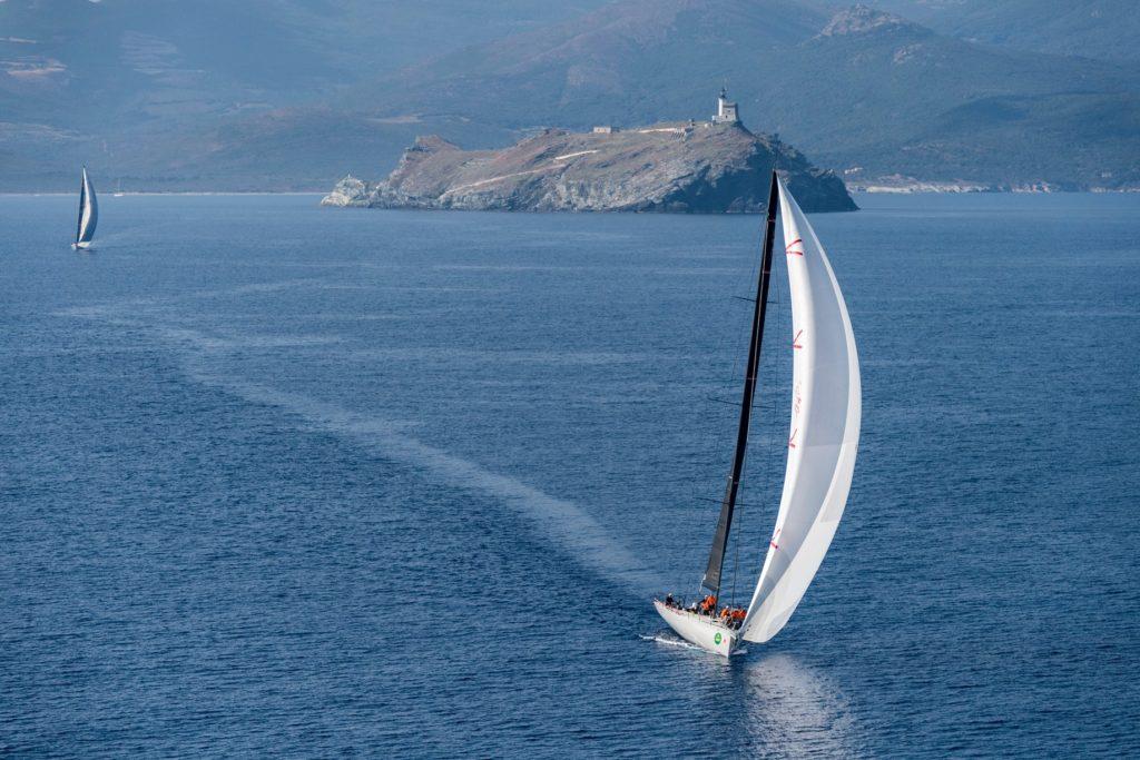 rocher de Giraglia, yachting classique, Rolex Giraglia, 2018, yachting classique, www.yachtingclassique.com