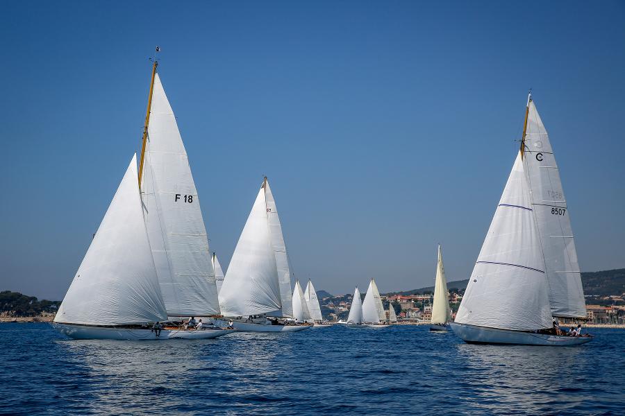Gréement marconi, yacht classique, Bamdol Calanques Classique 2018, Yachting Classique, www.yachtingclassique.com