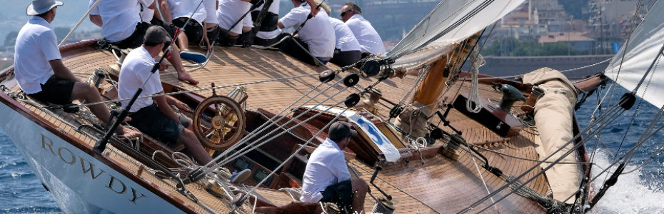 Rowdy yacht, Antibes, Voiles d'Antibes, yachting classique, www.yachtingclassique.com
