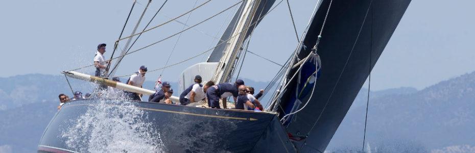 Velsheda, Classe J. Palma, Superyacht Cup 2018, yachting classique