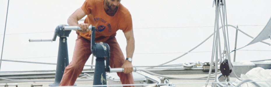 Eric Tabarly, winch, yachting classique, www.yachtingclassique.com