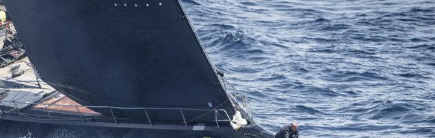 Tango, Wally Cento, Giraglia 2018, Yachting Classique