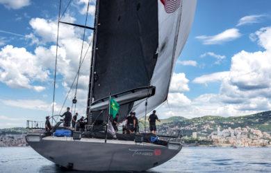 Giraglia 2018, résultat Giraglia 2018, Tango wally. wally cento, Yachting classique