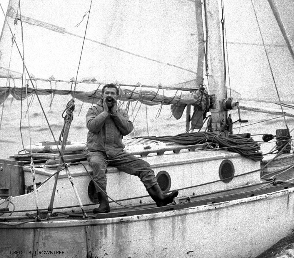 Robin Knox-Johnston, tour du monde solitaire 1968, yachting classique