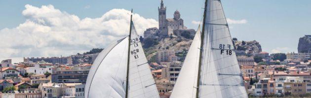 Marseille, voile classique, voiles du vieux port 2018, yachting classique