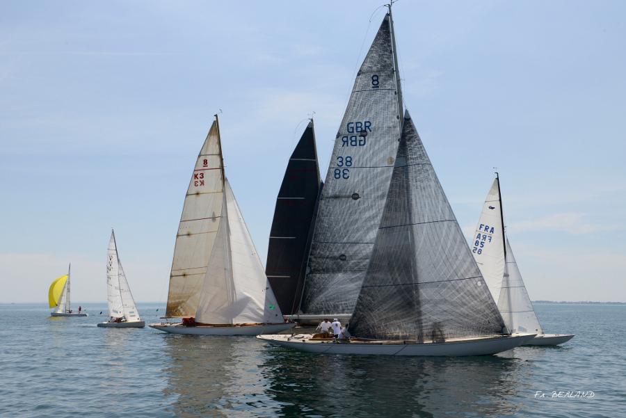 Voiles Classiques 2018, La Trinité-sur-Mer, Yachting Classique partenaire
